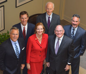 potomac financial team